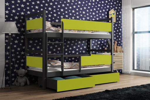 Smerfino 2  bunk bed