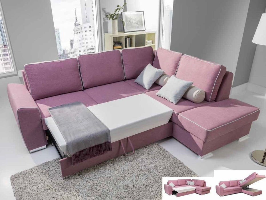 Hawaii Corner Sofa Bed
