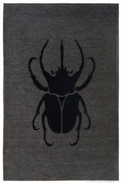 Scarab GREY  Easy Clean Designer Rug