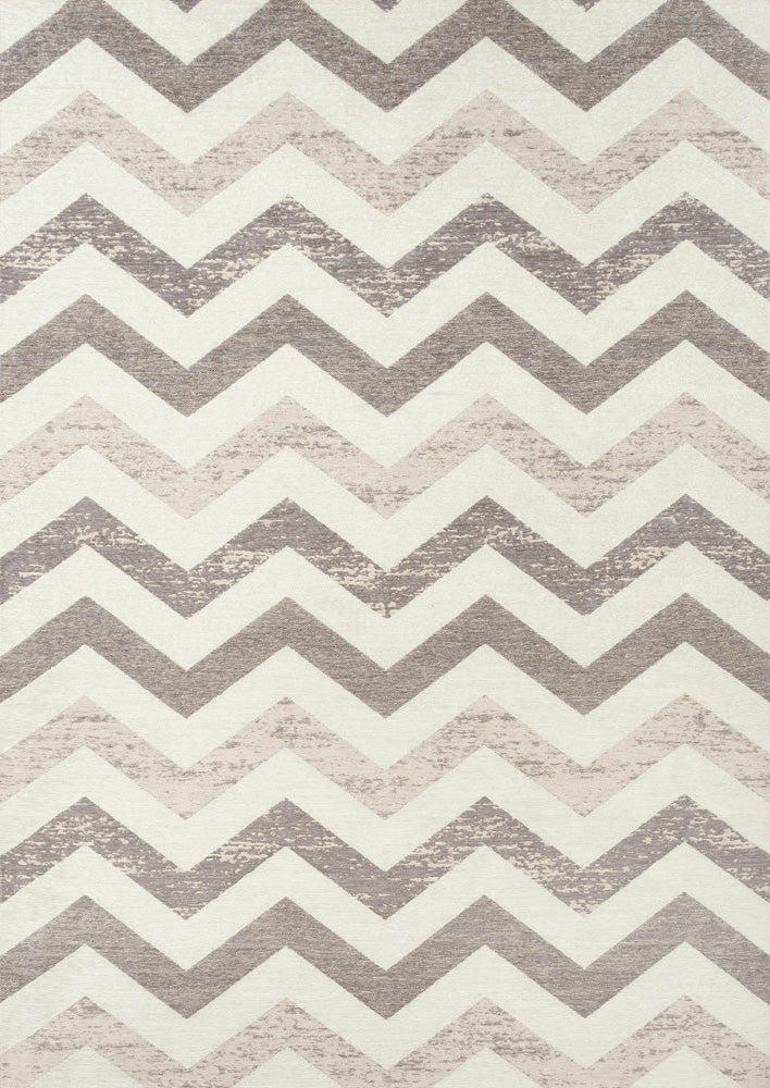 Viena Taupe Easy Clean Rug