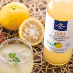 FRUIT VINEGAR DRINK - YUZU 16 fl. oz. - 12-pack