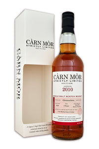 Carn Mor Strictly Limited Glentauchers 2010 9 Year Old First Fill Sherry Puncheon 47.5% 70cl