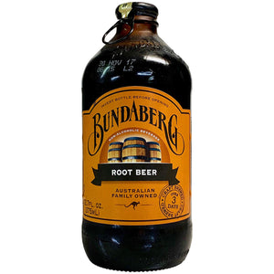 Bundaberg Root Beer 12x375ml & 24x375ml