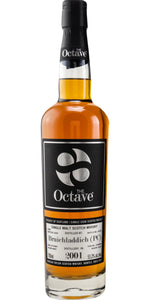 Duncan Taylor Octave Premium Bruichladdich Peated (Port Charlotte) 2001, 18 Year Old 53.2% 70cl