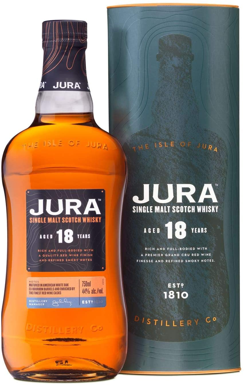 Jura 18 Year Old 44% 70cl