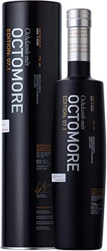Octomore 7.1 Islay Barley 59.5% 70cl