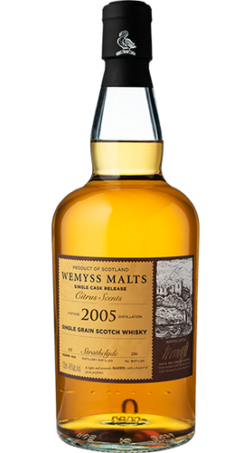 Wemyss Single Cask Release North British 2007 12 Year Old Pies, Puds & Preserves 46% 70cl