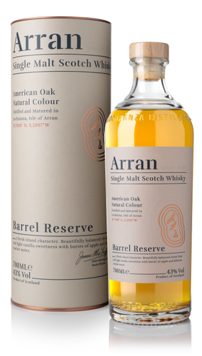 Arran Barrel Reserve 43% 70cl