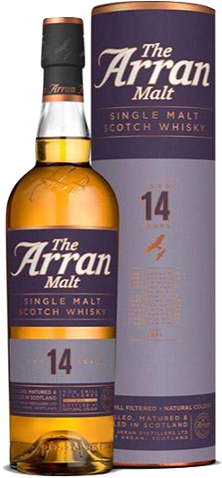 Arran 14 Year Old 46% 70cl
