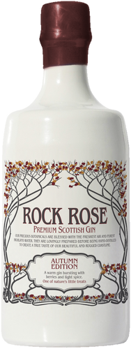 Rock Rose Gin Autumn Edition 41.5% 70cl