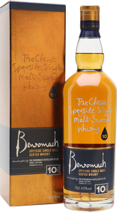 Benromach 10 Year Old 43% 70cl