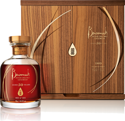 Benromach 1969, 50 Year Old 44.6% 70cl