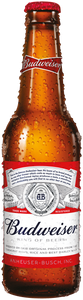 Budweiser Bottle 24x355ml