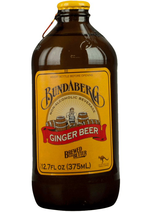 Bundaberg Ginger Beer 24x375ml