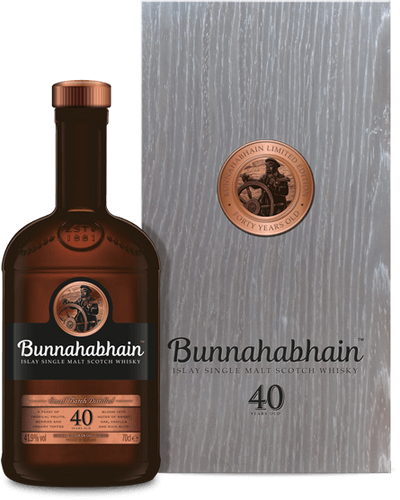 Bunnahabhain 40 Year Old 41.7% 70cl
