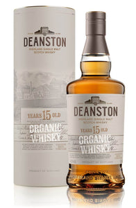 Deanston 15 Year Old Organic 46.3% 70cl