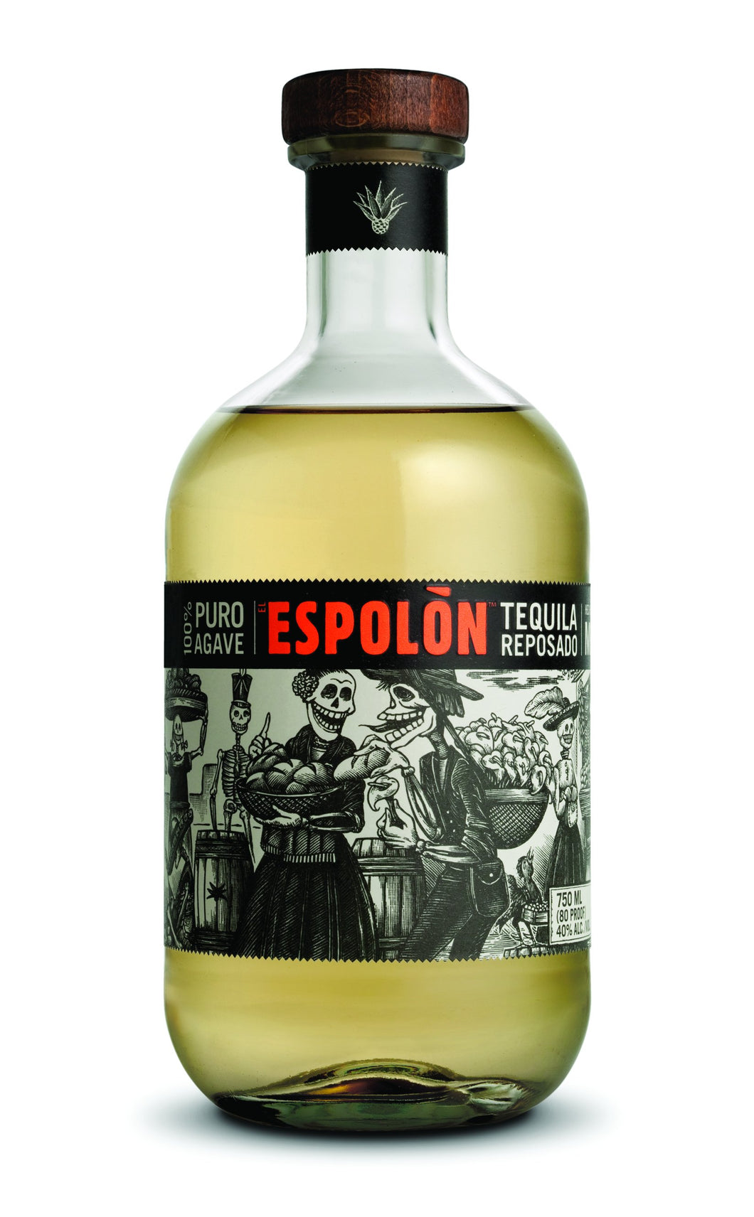 Espolon Reposado Tequila 40% 75cl