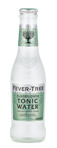 Fever Tree Elderflower Tonic 24x200ml