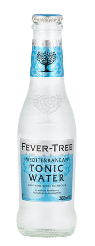 Fever Tree Mediterranean Tonic 24x200ml