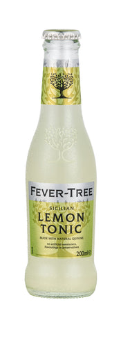 Fever Tree Lemon Tonic 24x200ml