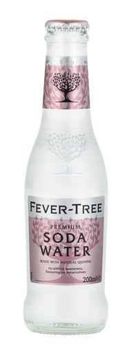 Fever Tree Soda 24x200ml