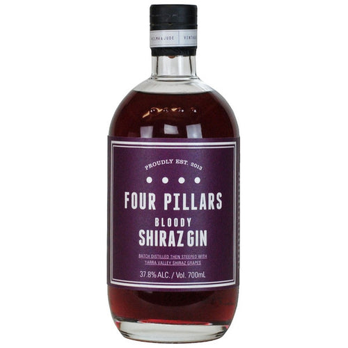 Four Pillars Bloody Shiraz Gin 37.8% 70cl