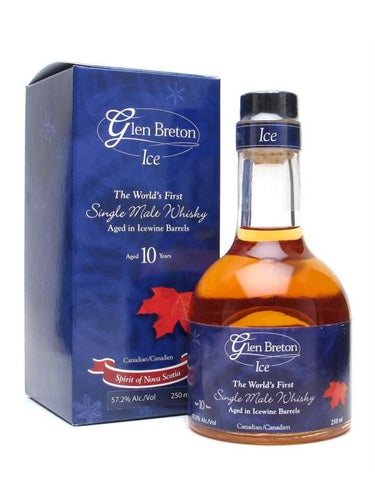 Glen Breton 10 Year Old Ice Wine 57.2% 25cl