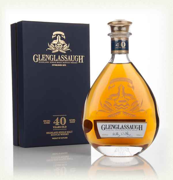 Glenglassaugh 40 Year Old 42.5% 70cl
