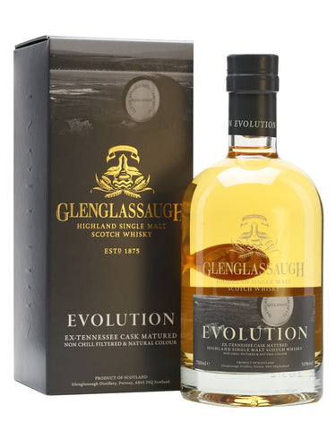 Glenglassaugh Evolution 50% 70cl