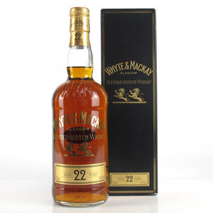 Whyte & Mackay 22 Year Old Blended Whisky 43% 70cl