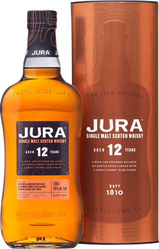 Jura 12 Year Old 40% 70cl