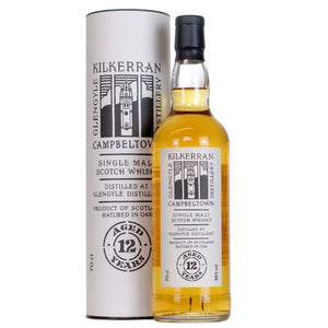 Kilkerran 12 Year Old 46% 70cl