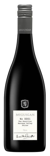 McGuigan Shortlist Barossa Valley Shiraz