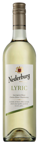 Nederburg Foundation Lyric ( Sauv/Chenin/Chard) x 2 bottles
