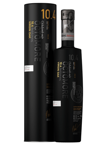 Octomore 10.4 Islay Barley 63.5% 70cl