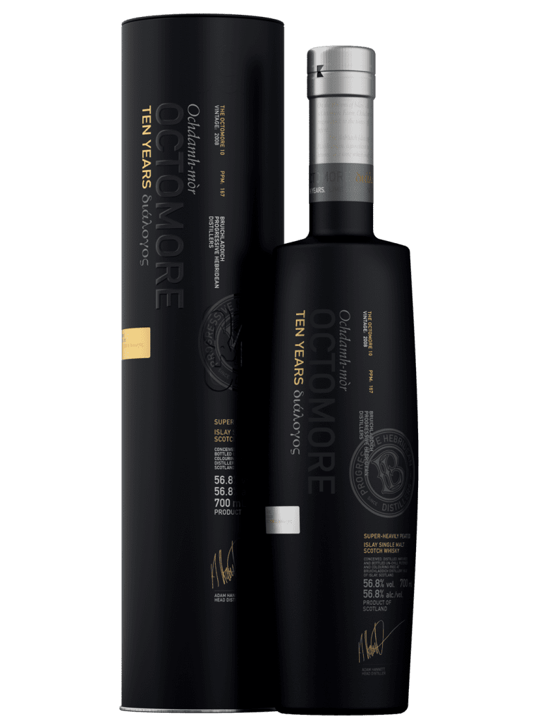 Octomore 10 Year Old No.3 56.8% 70cl