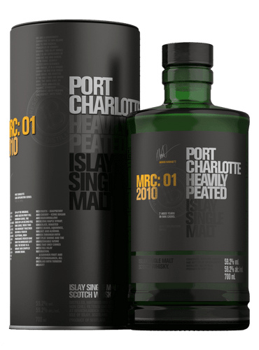 Port Charlotte Ltd Ed MRC:01 2010 50% 70cl