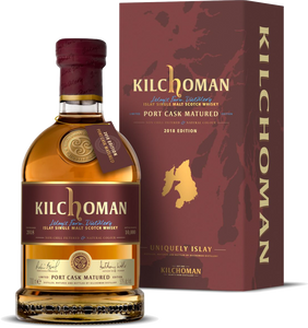 Kilchoman Ltd Ed Port Cask 50% 70cl