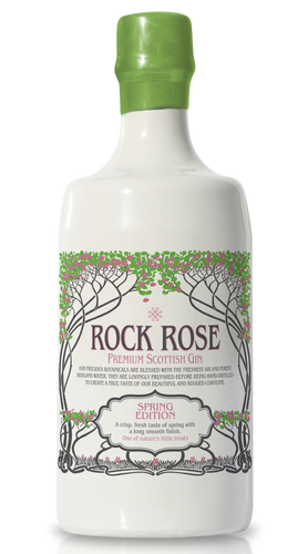 Rock Rose Gin Spring Edition 41.5% 70cl