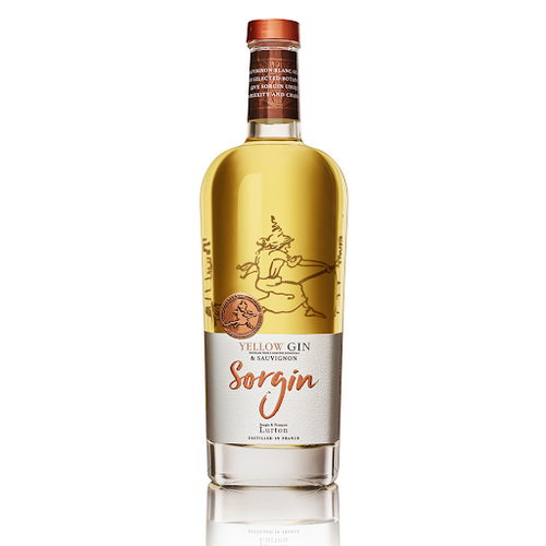 Sorgin Yellow Sauvignon Gin