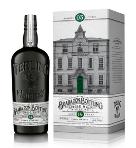 Teeling Brabazon Series 3,  Pedro Ximinez Cask, 14 Year Old 49.6% 70cl