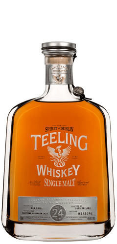Teeling 24 Year Old 46% 70cl