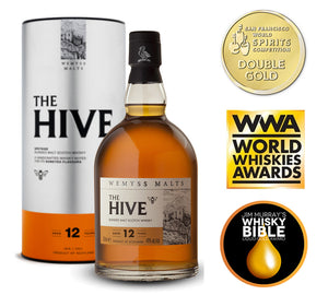 Wemyss Blended Malt The Hive 12 Year Old 40% 70cl