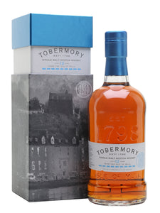 Tobermory Ltd Ed 2005 12 Year Old Fino Finish 55.1% 70cl