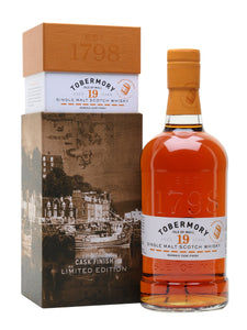 Tobermory Ltd Ed 1999 19 Year Old Marsala Finish 55.7% 70cl