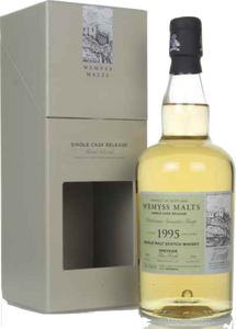 Wemyss Single Cask Release Glen Keith 22 Year Old Victorian Sweetie 46% 70cl