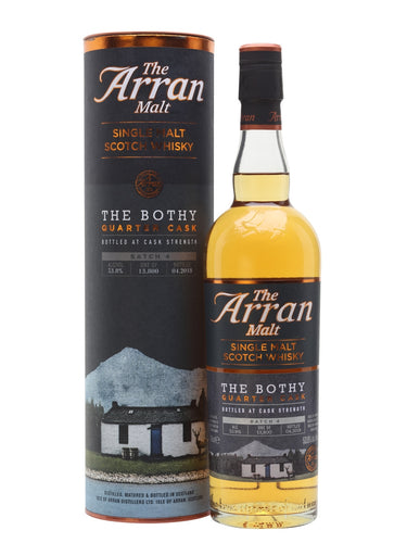 Arran Quarter Cask The Bothy Batch 4 53.8% 70cl
