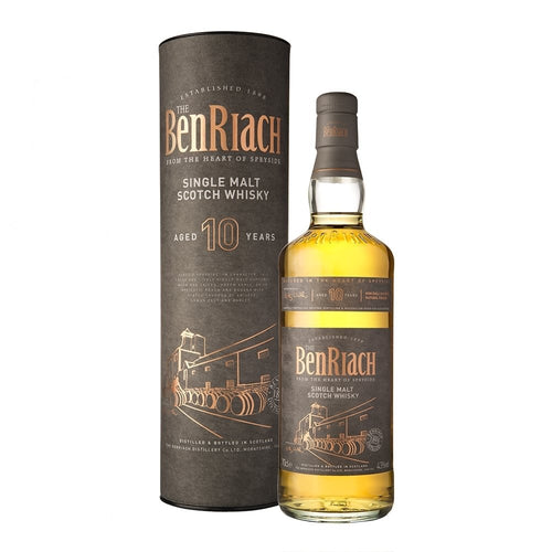 Benriach 10 Year Old 43% 70cl