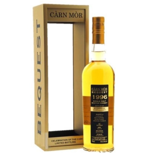 Carn Mor Bequest Bowmore 1996 22 Year Old #901279 50.8% 70cl