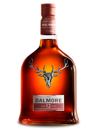 The Dalmore 12 Year Old 40% 70cl